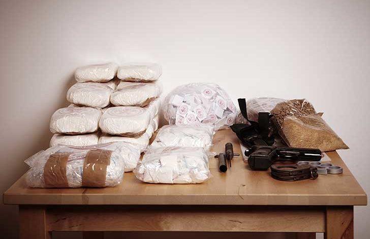 Photo de Les narco-trafiquants utilisent les grands moyens pour l'approvisionnement le leurs réseaux de vente
