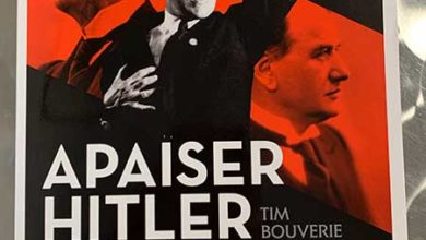 Photo of Apaiser Hitler de Tim Bouverie chez Flammarion