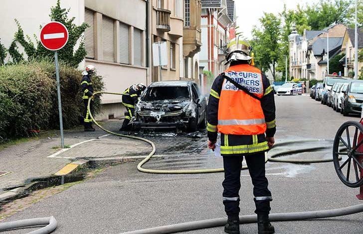 Photo de Les pompiers professionnels ont obtenu la revalorisation de leur prime de feu