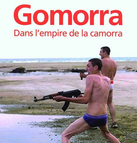 Photo of Gomorra de Roberto Saviano chez Le Pacte