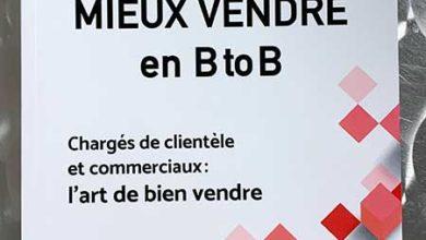 Photo of Mieux vendre en B to B de René Moulinier chez Gereso