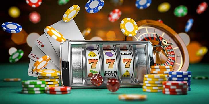 Top 10 online casino slots