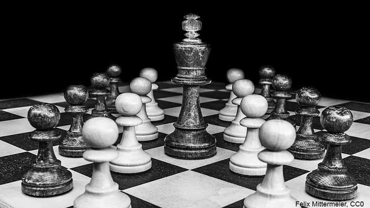 Photo of Le joueur d'échecs, le monument de Stefan Zweig
