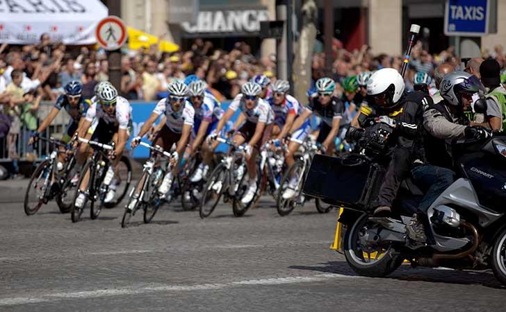 Photo de Le départ du Tour de France partira avec le même parcours le 29 août de cette année