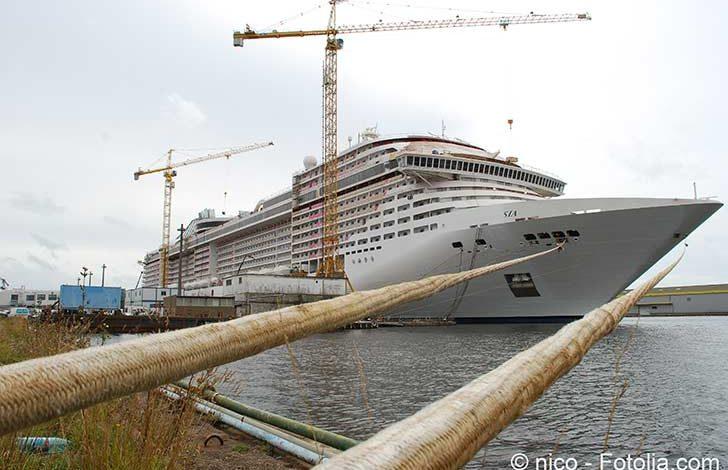 Photo de Le marché de la construction navale est au point mort