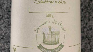 Photo de Savon noir proposé par la savonnerie des Muids