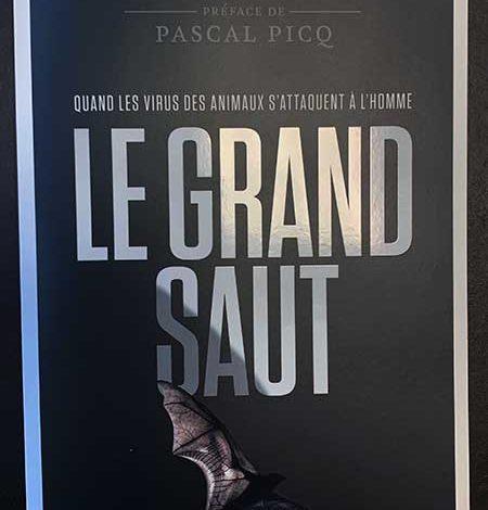 Photo de Le grand saut par David Quammen chez Flammarion