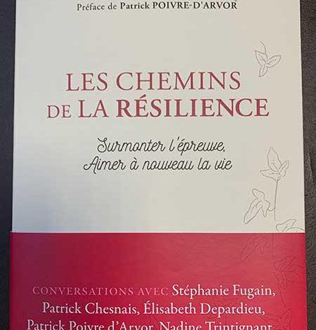 Photo de Les chemins de la résilience de Dorothée Leurent chez Le courrier du livre
